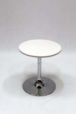 Bild på Cafébord 60 cm i diam, vit